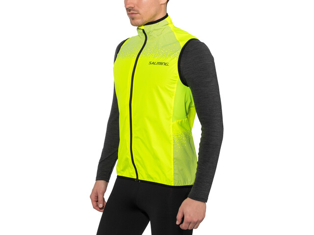 Salming Skyline Chaleco Hombre, yellow